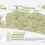 Sea Pines Bike Trails Map