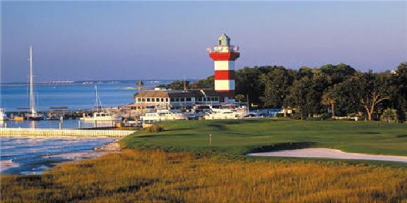 The Harbour Town Lighthouseat Vacation Comfort Rentals