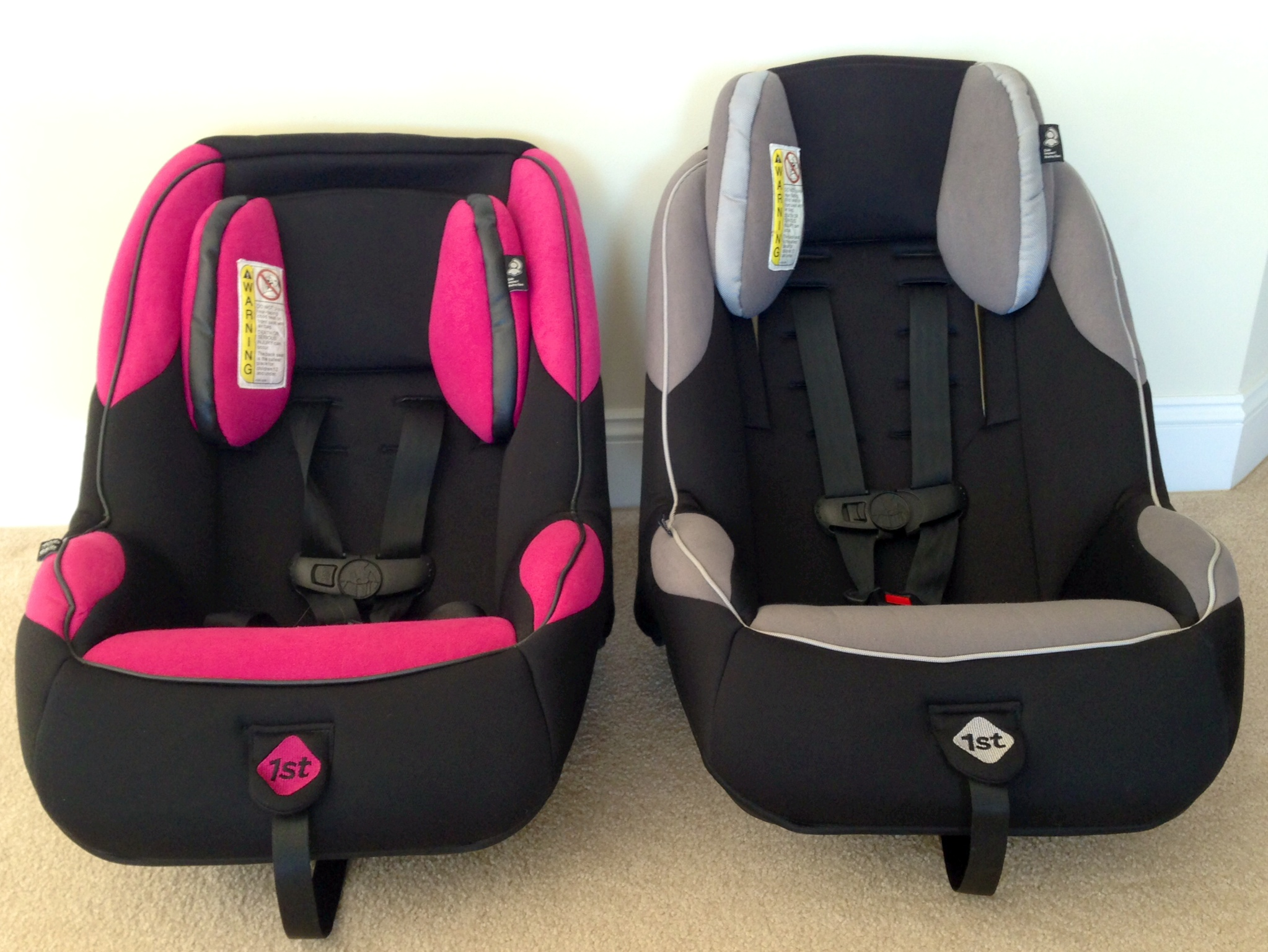 Car Seat At Vacation Comfort Rentals Hilton Head Island SC