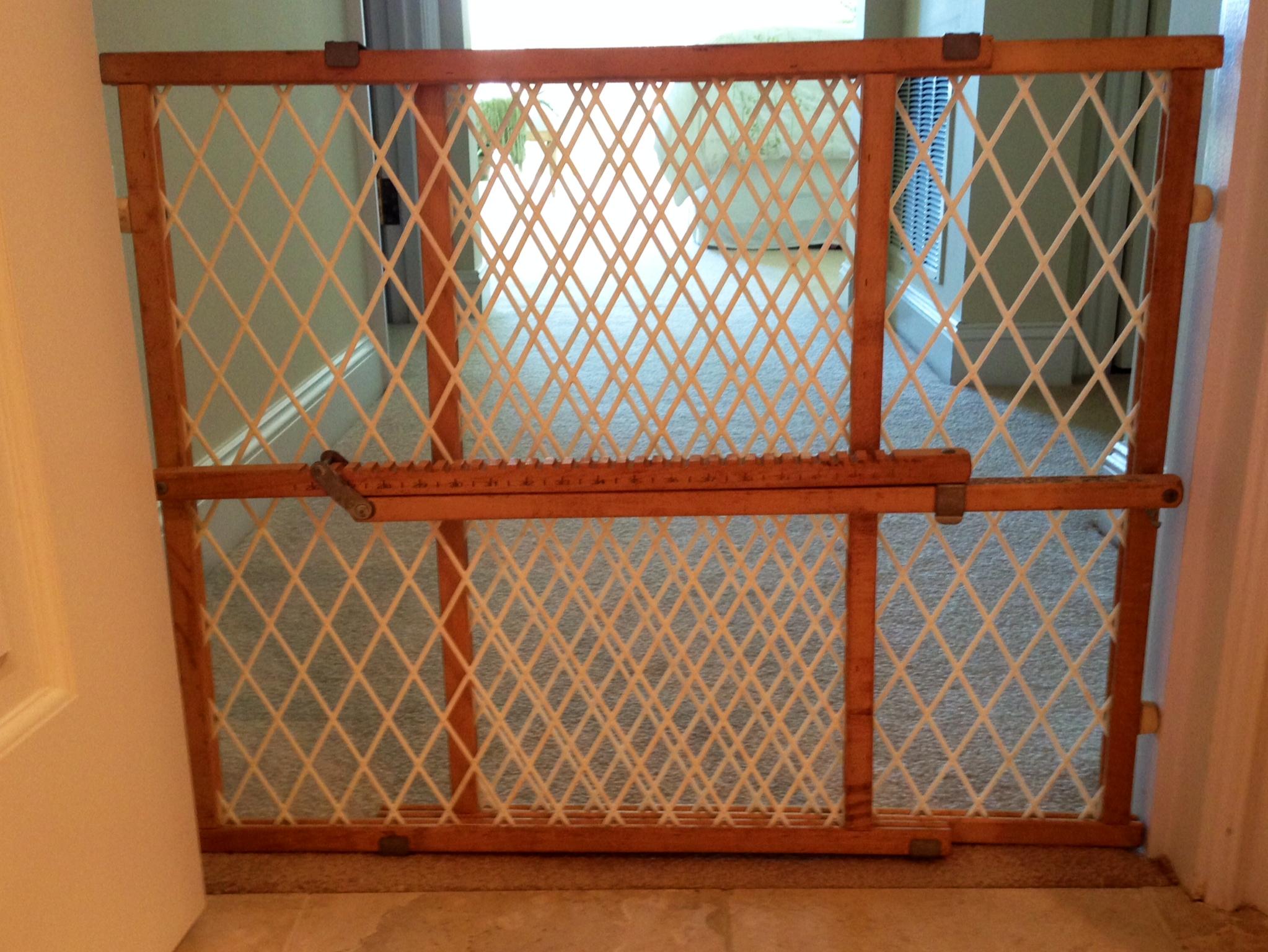 Door Gate At Vacation Comfort Rentals Hilton Head Island Sc