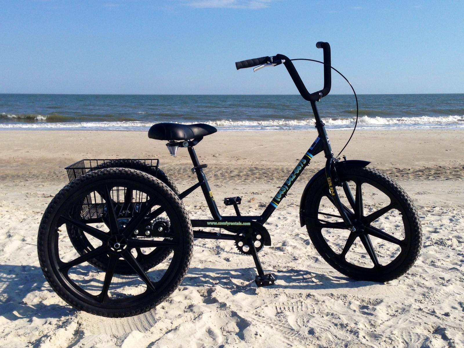 a1b2471cc008 Adult Tricycle at Vacation Comfort Rentals, Hilton Head Island, SC
