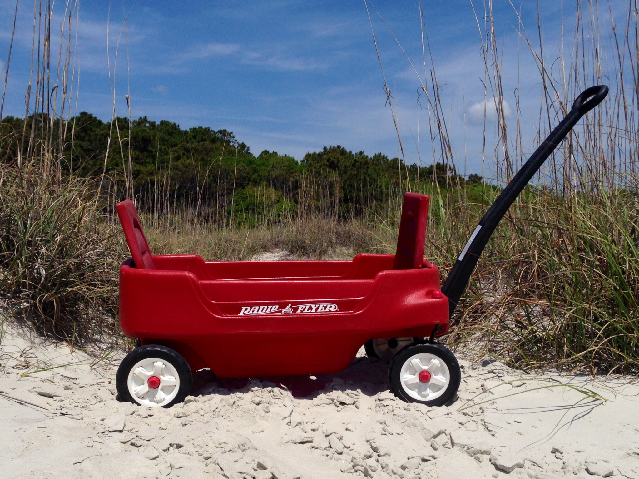 Kids Beach Wagon