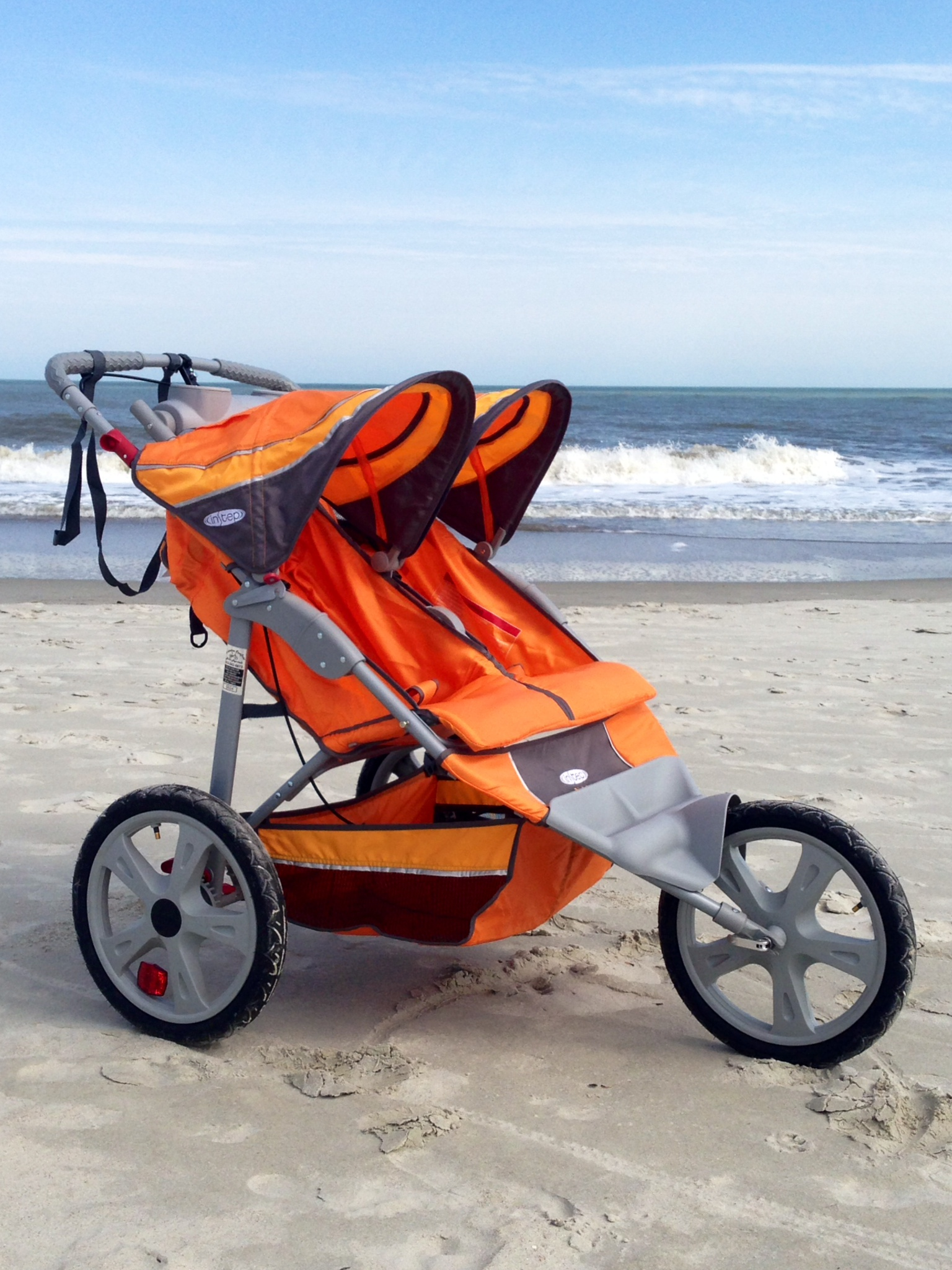 Double Jogging Stroller at Vacation Comfort Rentals ...