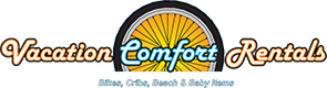Vacation Comfort Rentals Logo