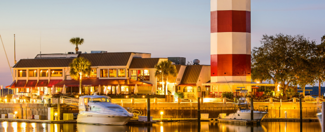 halloween on hilton head island