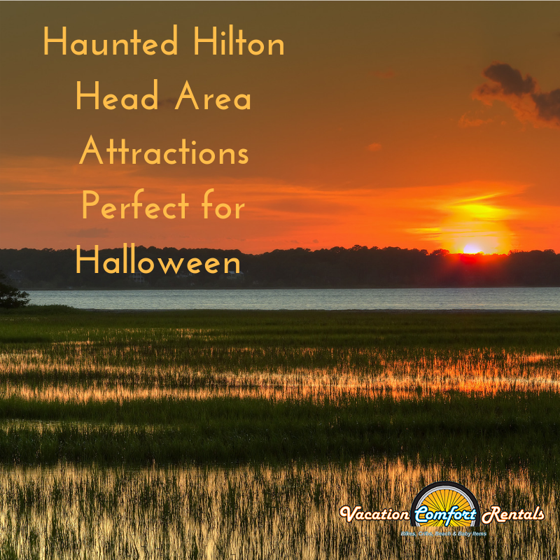 haunted hilton head