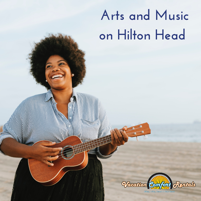 music and art in hilton head