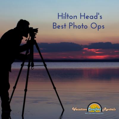 Hilton Head's best photo ops