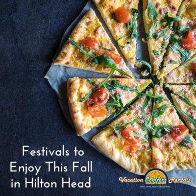 Festivals to Enjoy This Fall in Hilton Head