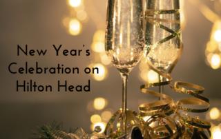 New Year's Celebration on Hilton Head