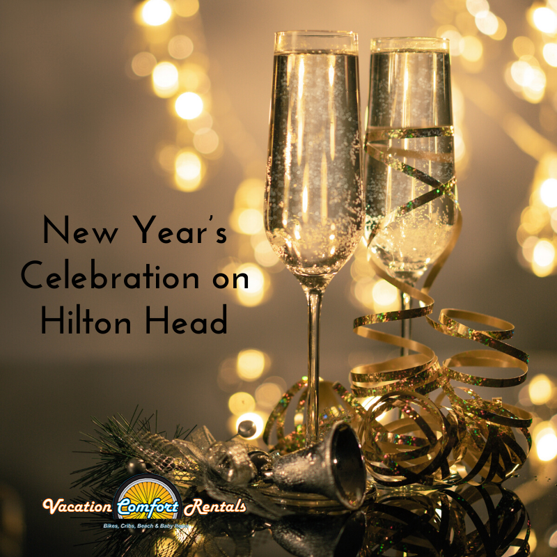 New Year's Celebration on Hilton Head