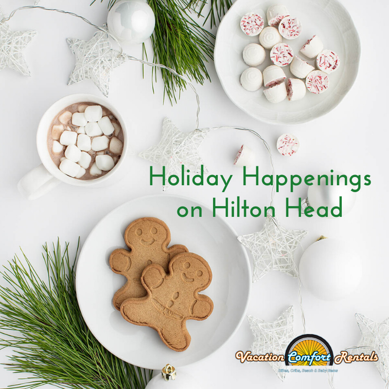 Holiday Happenings on Hilton Head