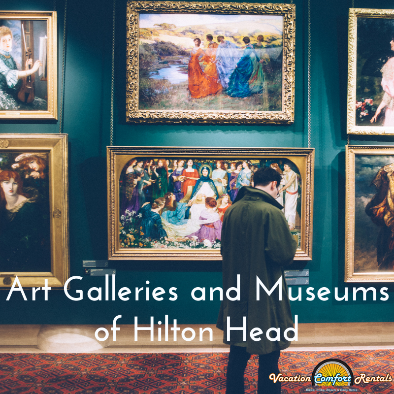 Hilton Head Art and Museums