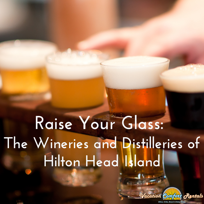 Hilton Head Island Wineries and Distilleries