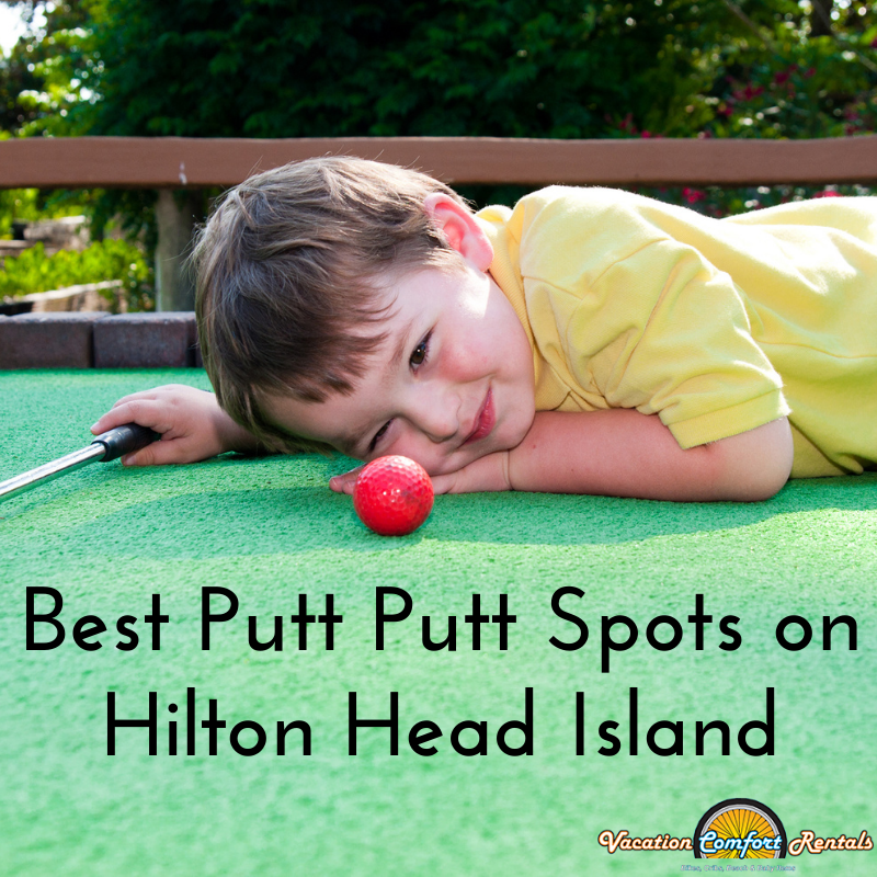 Best Putt Putt Spots